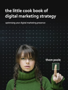 Cover of The Little Cookbook of Digital Marketing Strategy