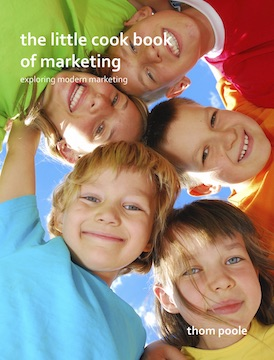 Cover of The Little Cookbook of Marketing
