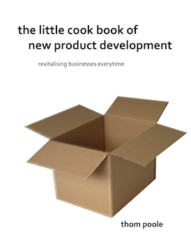 Cover of The Little Cookbook of New Product Development