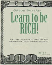 Learn to be Rich book cover